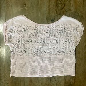 Tops - Cropped Sweater